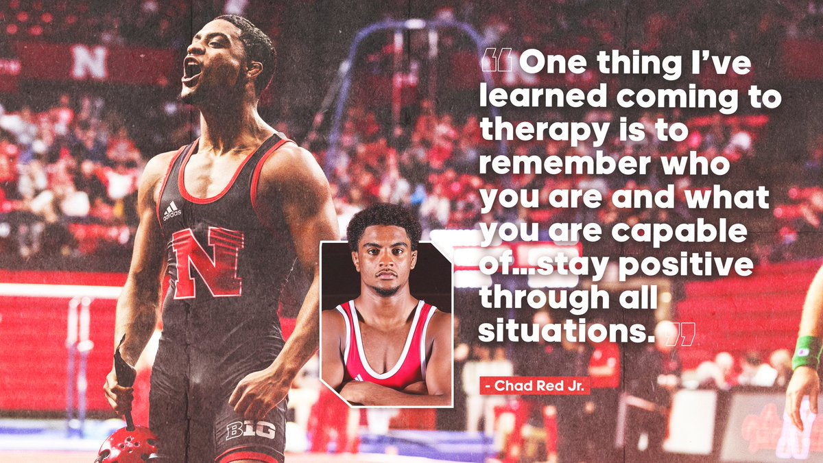 """When the tough gets going, @_cjred reminds us to """"remember who you are"""". #GBR #MentalHealthAwareness #MotivationMonday https://t.co/6p4rwWlEaG"""
