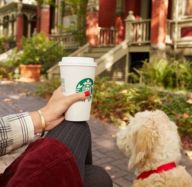 Head out for a nice walk on this chilly Bank Holiday & reward yourself with a delicious coffee @StarbucksIE @Whitewater_SC #bankholidaymonday #metime #CoffeeLover #takeawayonly #LockdownIreland #timeforatreat https://t.co/uQd7ivJauR