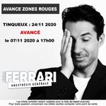 Image for the Tweet beginning: Avant on reportait les dates