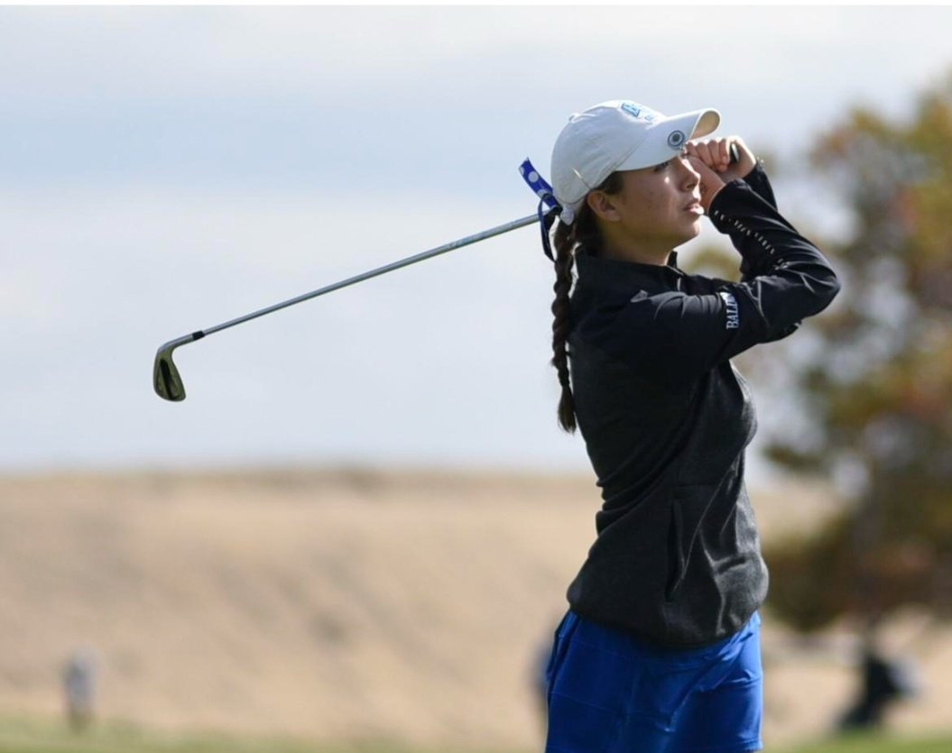 Congratulations to BC Jr. Sarah Balding for being selected to 1st team ALL-State by the GCAW. This is the second consecutive year on 1st team. Sarah now holds the BC record for average 36.61, 18 hole score 67, and tied the lowest 9 hole score 33. #Champion #LancerPride https://t.co/dKeSjevREN