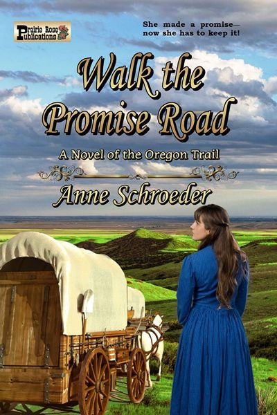 """""""Detailed and deeply immersive"""" ~ #Amazon #Review Walk the Promise Road: A Novel of the Oregon Trail by author Anne Schroeder   Have you grabbed your copy yet? https://t.co/qT6uBiOWMp https://t.co/SQTdlNLm9O"""