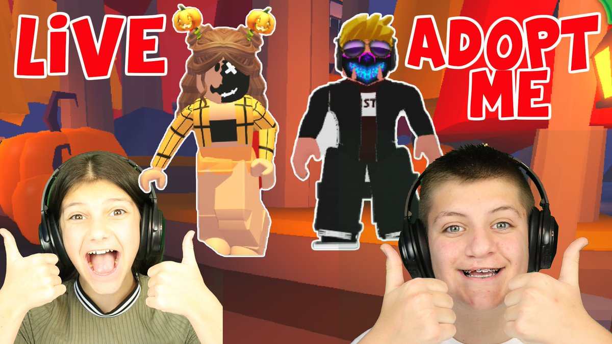 If you like #adoptme come and join us LIVE on Toys Fun Fam Gamez YouTube now. Where we are hatching a fossil egg to try and get a T-REX.  . #adoptme #adoptmelive #fossilegg #trex #egg #hatching #roblox #liveonyoutube #livestreaming #gamers #gamingcommunity #gaming #robloxlive https://t.co/EnboghG2Yt