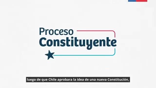 Image for the Tweet beginning: La nueva Constitución será redactada