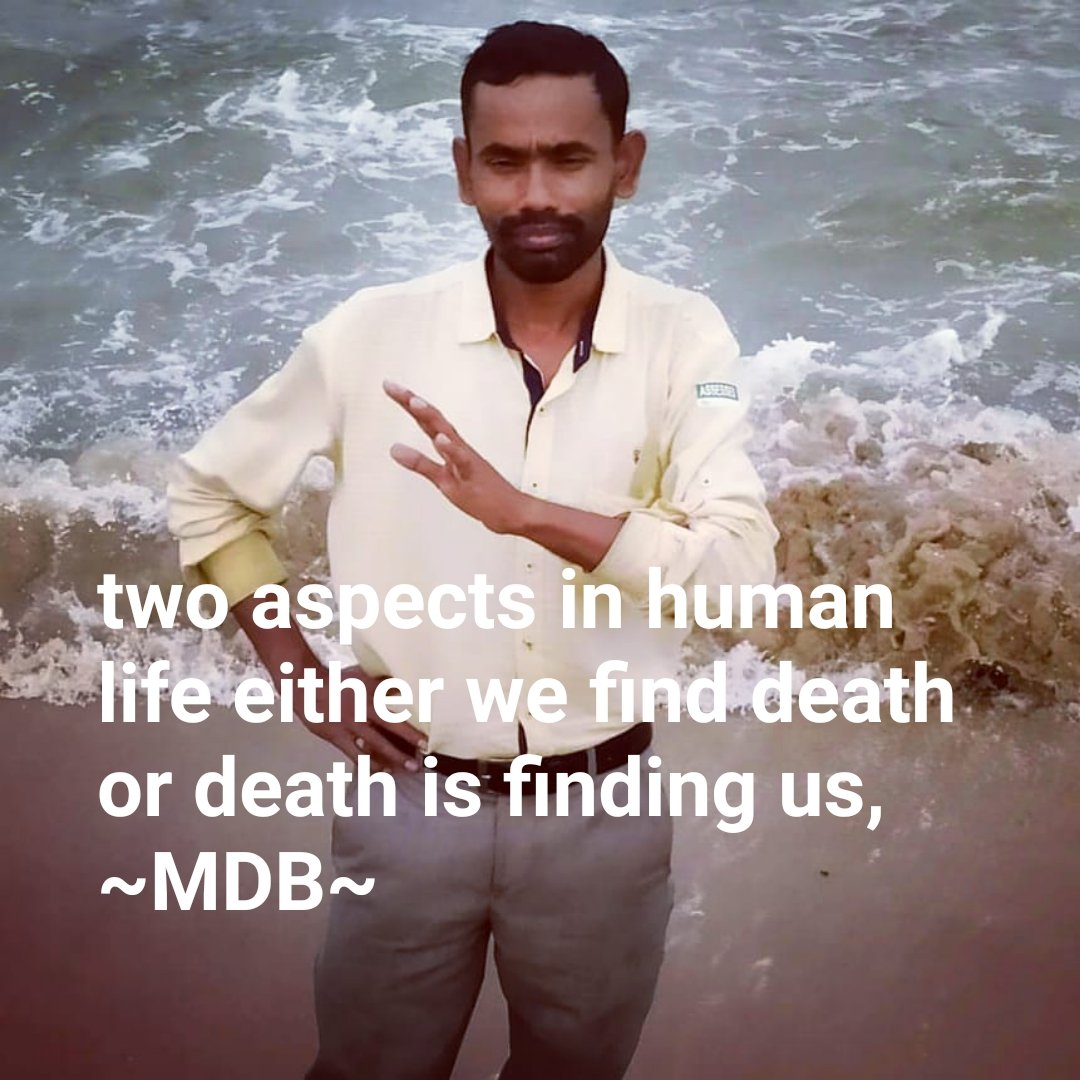 two aspects in human  life either we find death  or death is finding us, #love #sunrise #nature #photography #instagood #dinner #photoofday #instagram #sky #beautiful #like #picoftheday #travel #winter #happy #life #follow  #naturephotography  #motivation #cloud https://t.co/IPVg9t1OHx