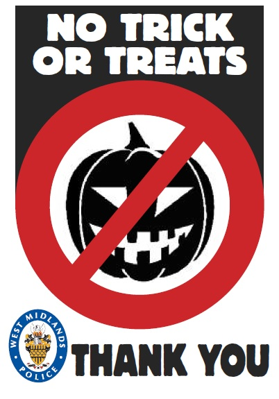 Dark nights have arrived Halloween and Bonfire Night is on its way. Are your vehicles and home secure when you leave it unattended? Do you know how to? If you'd like to keep up to date on any crimes that take place in your local area. PM us directly. #StaySafe #DarkerNights https://t.co/J9OZgNnCGc