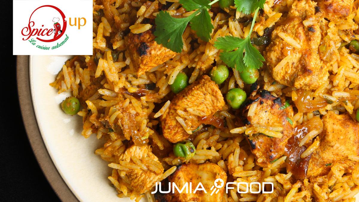 Du nouveau chez nous!!! 😃  Bonne nouvelle, le restaurant Spice up est désormais disponible sur Jumia Food.  Commandez-y vos repas dés maintenant 👉https://t.co/vEQSUtE24O  #africanfood #foodlover  #restaurant #jumiafoodsenegal #lekkrek https://t.co/GuKX8TXuXD