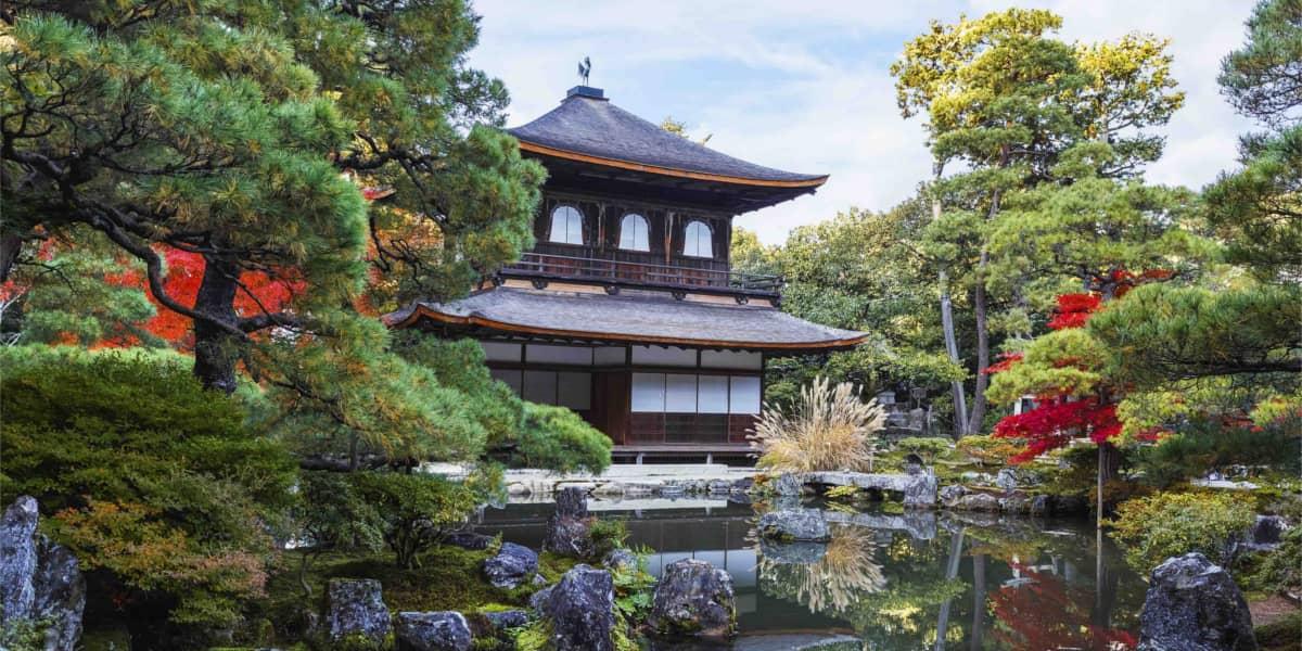Ginkakuji, the Silver Pavillion in Kyoto 👉 https://t.co/xE0pr7nRvb #JapanTravel #Destinations #JrailPass https://t.co/DqpJYdVdNR