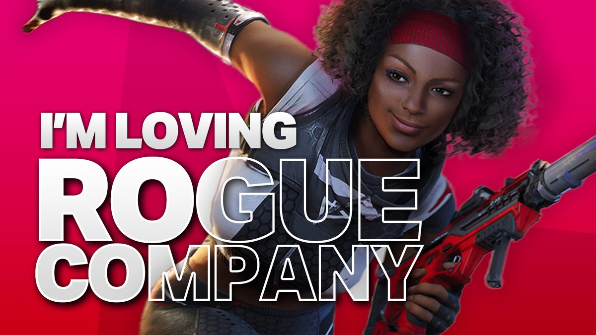 GrantHinds - I like Rogue Company so much I made a video about it: