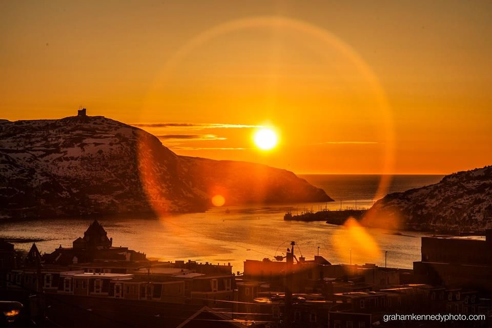 Good morning, St. John's, NL. #Canada https://t.co/5KXMFZNx20 https://t.co/t5K3pwtKeV