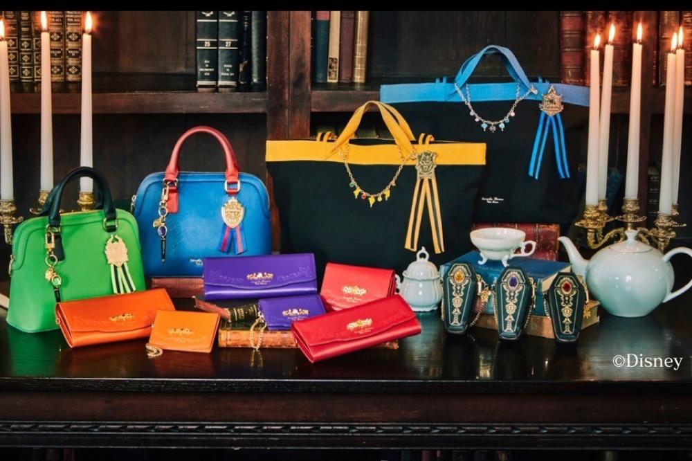 サマンサタバサプチチョイスの『ディズニー ツイステッドワンダーランド』バッグや財布、受注生産で販売へサンプル展示を行う限定ストア情報も -