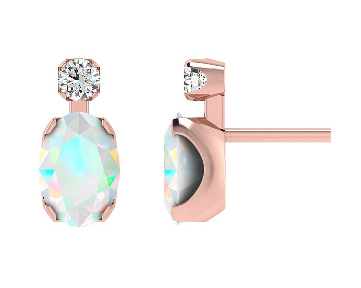 The mystic #Opals and brilliant #diamonds throw their charm in a quintessential rhythm, you can pair these #studs to formal meetings, casual outings, or to that lovely date night!!  SHOP:https://t.co/MD7WOKO1Xi #etsy #eBay #goldearrings #HalloweenSale https://t.co/QpajG2CaCe