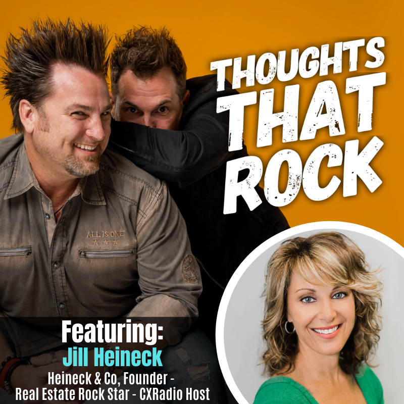 Today on @TTR_Podcast, we talk w/ my dear friend  @TheJillHeineck, a #KellerWilliams real estate agent, exec relocation expert, keynote speaker, author & #Atlanta radio host. #ApplePodcasts #PodcastShow #PodcastLove #CannonballKidscancer https://t.co/HtlkbU9bpI