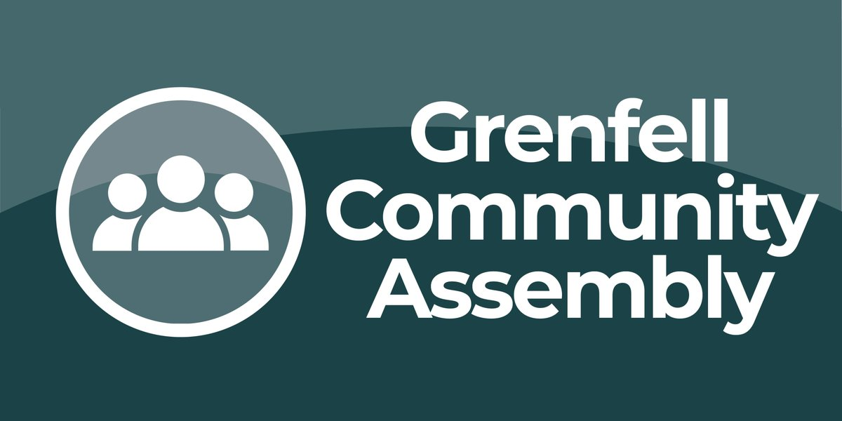 🗓️CHANGE OF DATE 🗓️  The next Grenfell Assembly meeting is Wednesday 18 November from 6pm to 7.30pm with focus on the Grenfell Projects Fund.   You can access online via Zoom - no need to register, join on the night.  More info: https://t.co/WXOaPTdwR6 https://t.co/hrgZLD1haZ
