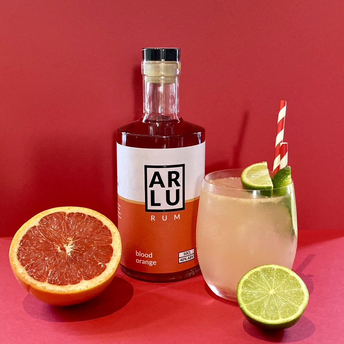 Working hard? Don't forget to play hard too! Have a bit of fun with ARLU Rum.   Pair ARLU Blood Orange Rum with ginger beer and a splash of lime to brighten up a dull day.   Shop: https://t.co/v5gMUWiLvt  #workhardplayhard #rum https://t.co/Q5Afhhbqoq