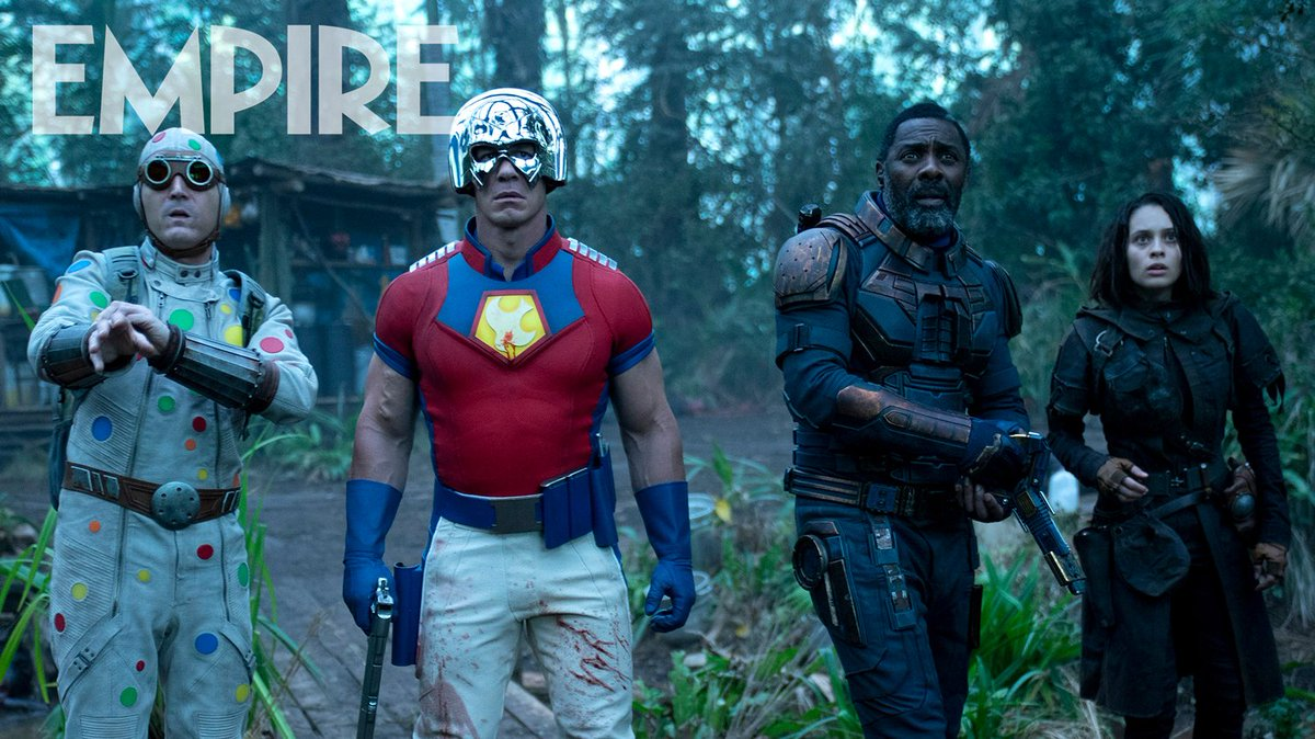 James Gunn speaks to Empire about how #TheSuicideSquad relates to David Ayer's 2016 film, and why it's different from Guardians Of The Galaxy. Read more and see world-exclusive images here: https://t.co/INlsht60i9 https://t.co/1AIR1PIZrz