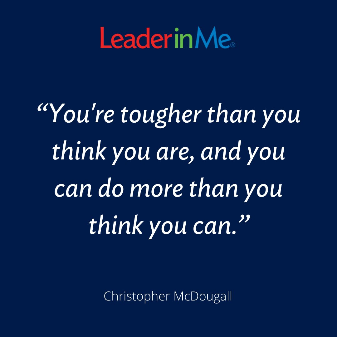 For anyone who needs to see this today. #motivationalmonday #leaderinme #lim