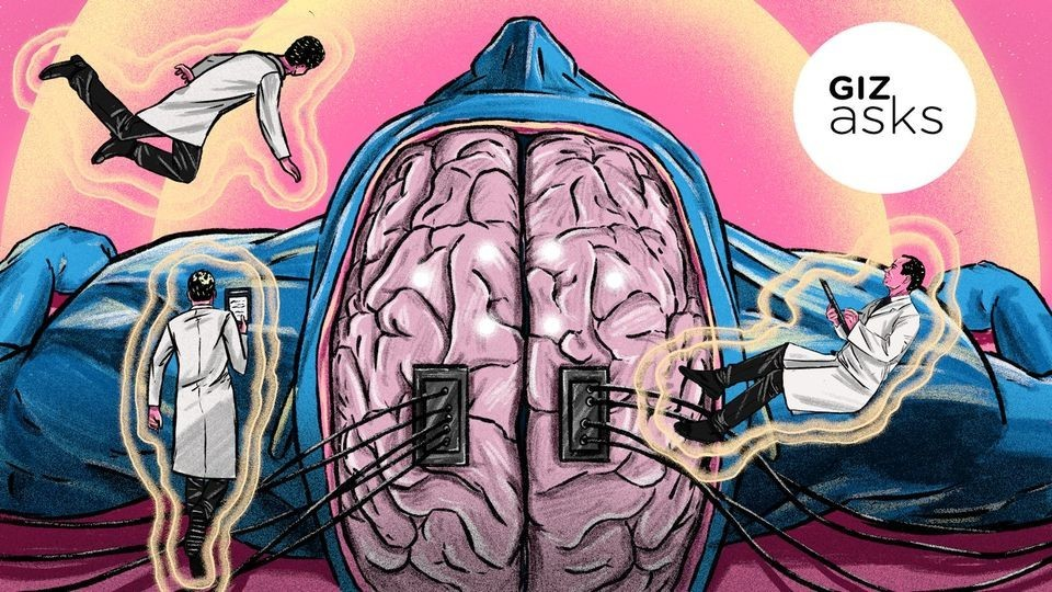 脳インプラントで、テレキネシス=念力は可能になる?(ギズモード・ジャパン)