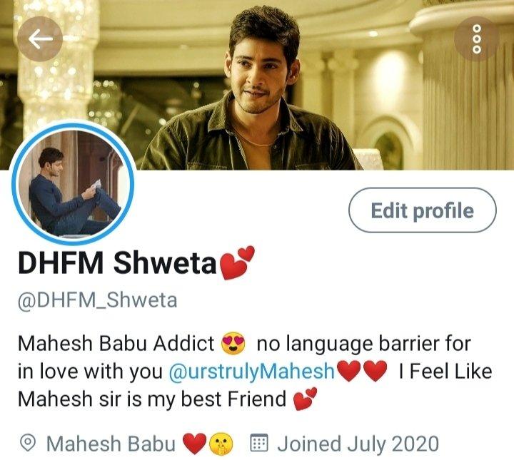 @urstrulyMahesh.... #Srimanthudu Movie Character.. Harsha 😍😘  Instagram...... Harsha 😍 Twitter...... Harsha😘 Whatsapp.....Harsha😎   in movie ..harsha character is so sweet, cute ,innocent, dashing , lovely,Golden heart❤😍😘  My fav 🥰 #8YearsOfTOVINOinMFI #SarkaruVaariPaata https://t.co/T7l3LxW5ic