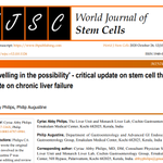 Image for the Tweet beginning: Our invited narrative review: #stem