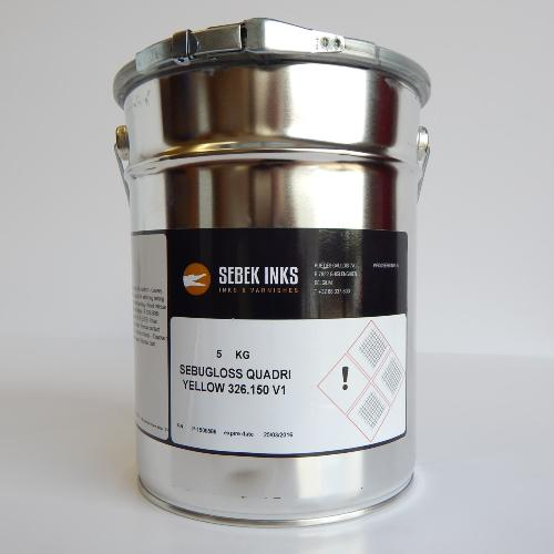 A #UVInk for general purpose with excellent adhesion on plastics, PVC, PETG, PC and polystyrene being part of the four colour process set.  #UVcurableink with excellent #printability and fast curing proper  https://t.co/ELKJiF9P9W  #screenprinting #sebugloss #processyellow #inks https://t.co/nRSl8aGMVG