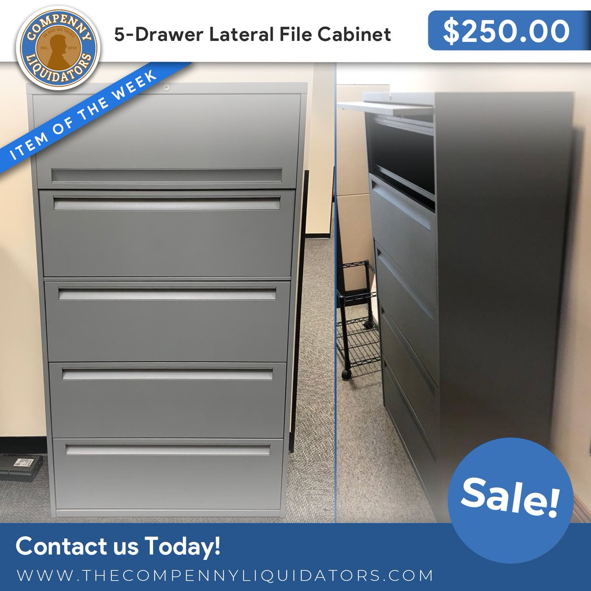 We extended our offer for one more week! Take advantage before we change our mind 😋 . . . #Work #OfficeWork #Office #Cubicle #Workplace #Business #SmallBusiness #SMB #Leadership #SocialBusiness #Furniture #OfficeFurniture #Miami #WorkSpace #Florida https://t.co/I7lkmE2XFo