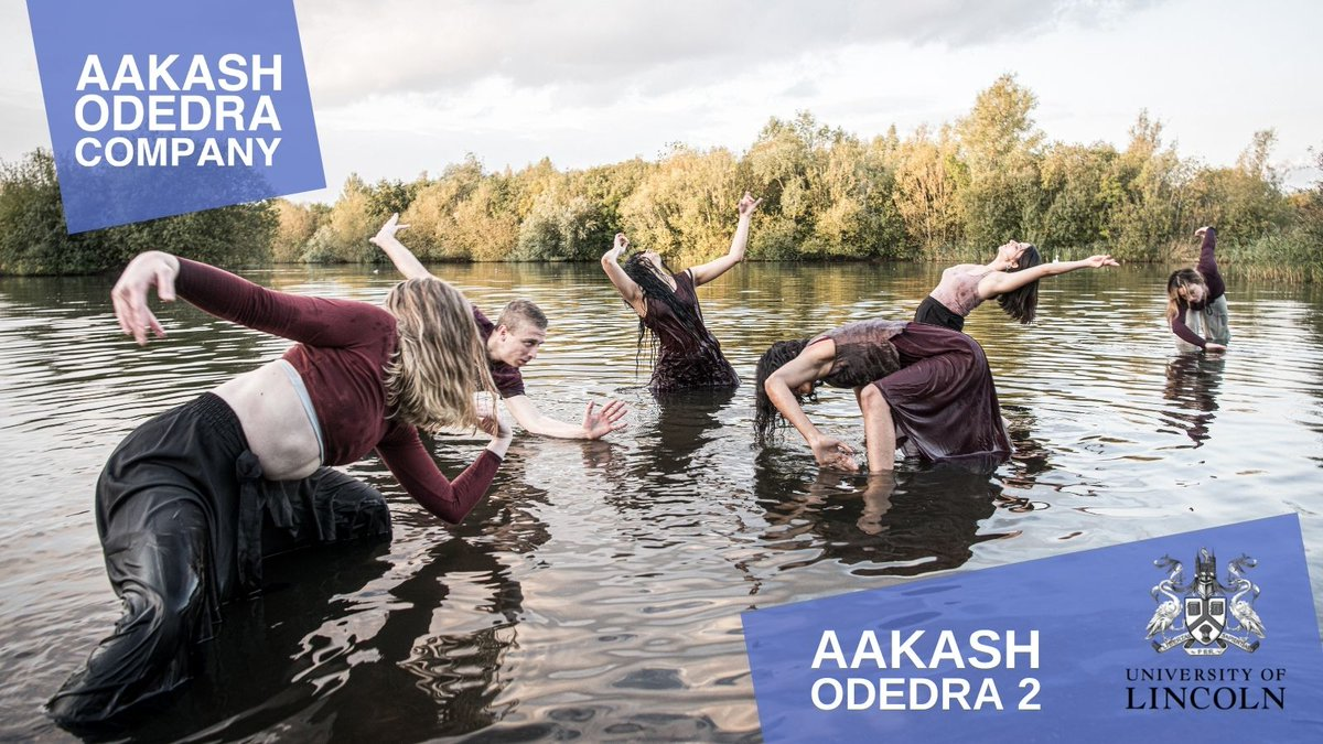 @UoL_Dance has partnered with @AakashOdedra on a new Graduate Scheme- Aakash Odedra 2! Head to our Instagram or FB or email krussell@lincoln.ac.uk for more info!  Ph: @mattcawrey #aakashodedra #graduatescheme #audition #aakashodedra2 #contemporarydance #graduates #dancerslife https://t.co/2w90WxZl6Q