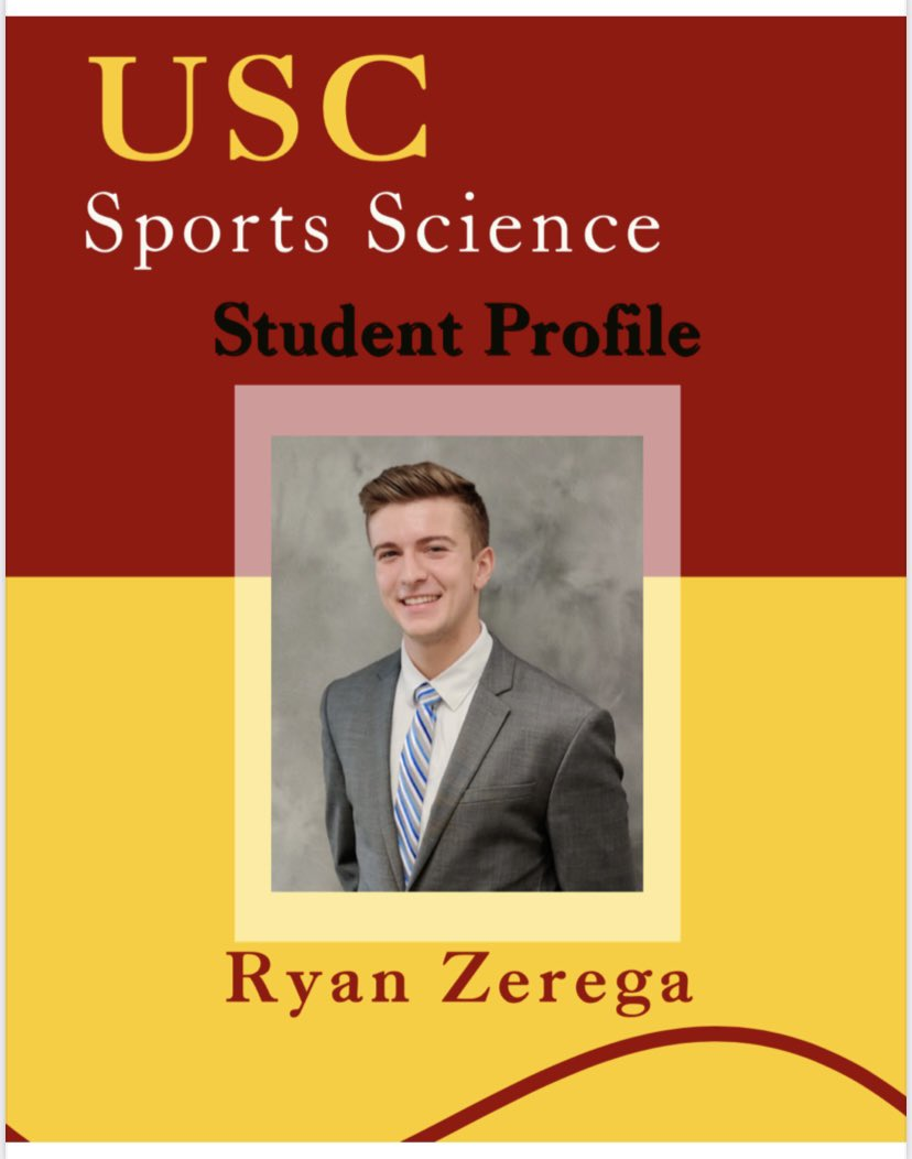@ZeregaSportsSci received his BSE in biomedical engineering from Duke in 2019, and he is currently a 2nd year student in the MS in Sports Science program. His research interests focus on utilizing tech + engineering innovations to reduce injury risk and improve performance https://t.co/tQyYxkb7E1