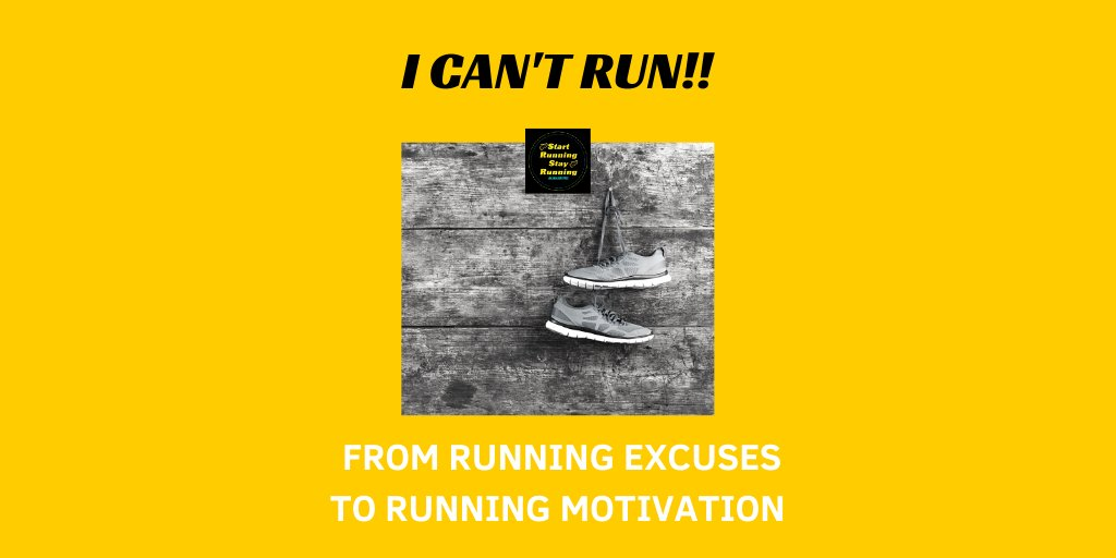 RUNNING!  You like the idea of it, but you always find an excuse not to do it.  We've heard them all, and we have the answers to get you motivated! Take a look right here 👉https://t.co/38KXvzJjAT  #running #runnersoftwitter #mondaymotivation https://t.co/MbPoJjSqZY