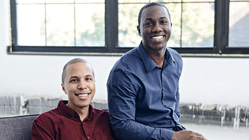 Tips to attract & hire diverse talent: 1️⃣ Publish job postings publicly 2️⃣ Utilize ongoing & relationship-based networking in your recruiting process 3️⃣ Intentionally analyze bias in candidate selection   More from @HarlemCapital co-founders: https://t.co/MNlxT6tzR6 @HBSAlumni https://t.co/vSF4SC5sLl