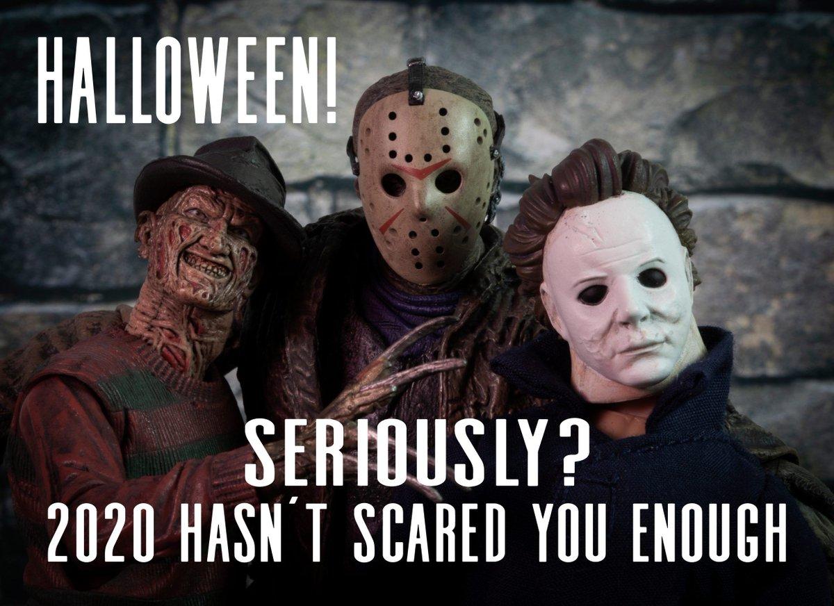 Only five days til Halloween! 🎃🧡👹👻👽