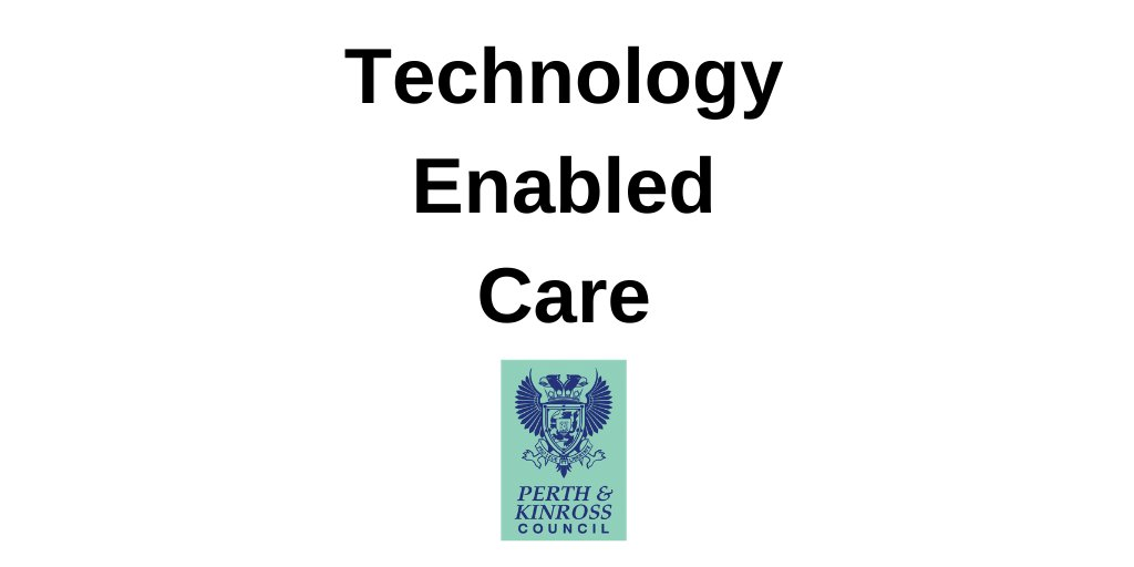 Technology Enabled Care is available to anyone in Perth and Kinross who lives alone and may need some extra support. Click for details of the wide variety of technology that can help people to live independently at home, and how you can make an enquiry: https://t.co/BfEEu9ZV6c https://t.co/GnOudjqbSn