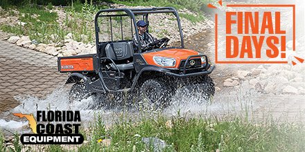 The #Kubota RTV-X900 that you've been dreaming about is in stock and ready for you! Now through Saturday, ride yours home for just $253 a month for 72 months!* Learn more here: https://t.co/oQpvqR2nxT   #KubotaCountry #KubotaRTVX900 #EquipmentYouNeed #WeHaveWhatYouNeed https://t.co/Jzwe8llpbf