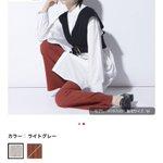 ファッションブランドしまむらのコーデが、あのキャラの服にしか見えない!