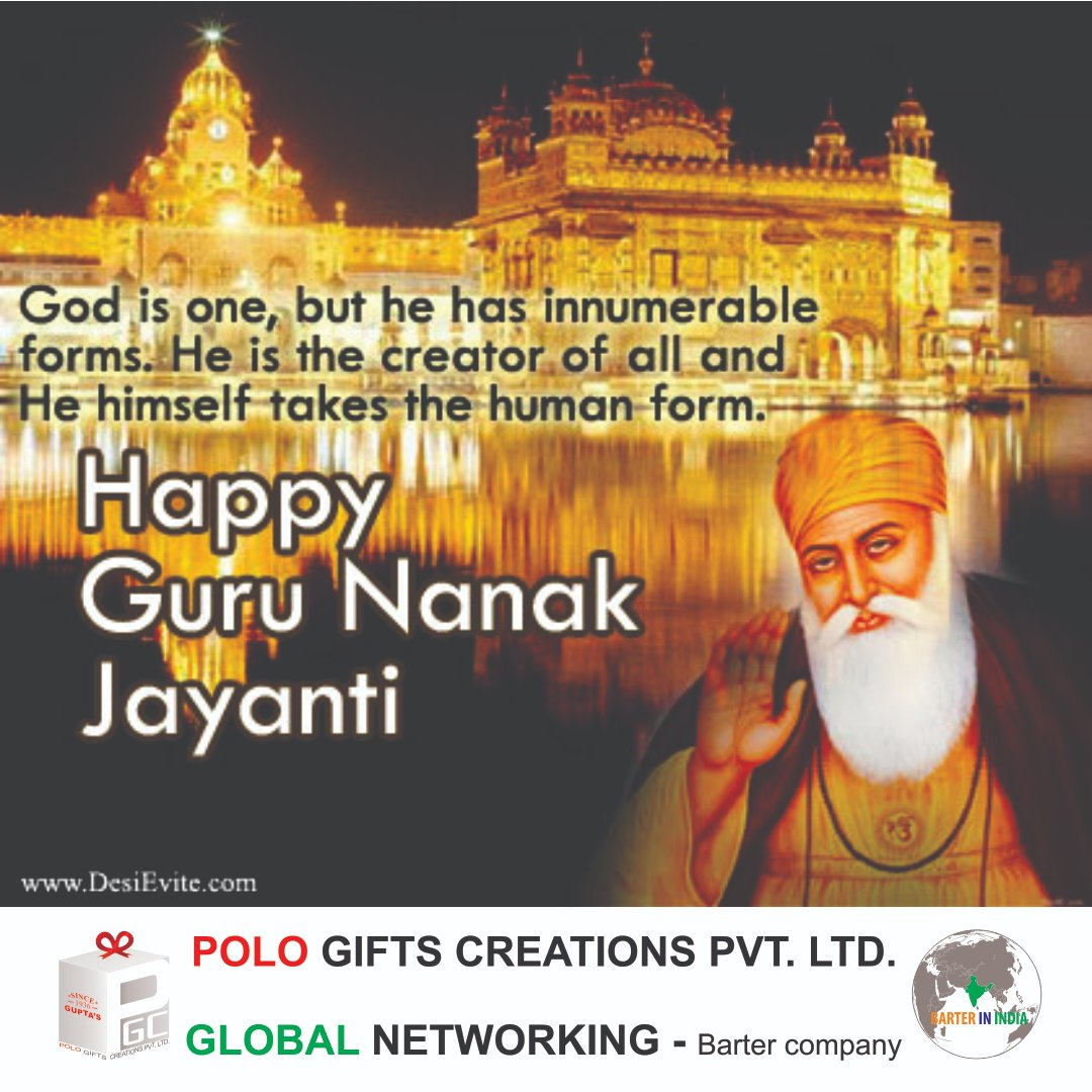 May you find happiness and peace with the blessings of Guru Nanak Dev Ji. Happy Gurunanak Jayanti, everyone!#guru #nayak #jayanti #love #gurugram #ಬಿಟ್ಟ್ಬಿಡಬ #shanayakapoor #dooars #gandhijayanti #india #waheguru #ಕ #siddhivinayak #happygandhijayanti #punjab #gururandhawa