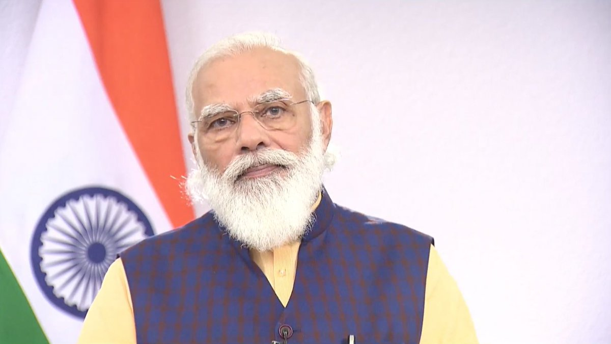 4. Achieving the target of 450 GW by 2030.  5. Increasing the contribution of electricity to de-carbonise mobility.  6. Moving into the emerging fuels including hydrogen.  7. #Digital innovations across all energy systems.  #PMAtCeraWeek #IndiaEnergyForum  @narendramodi https://t.co/JZ7aB4bUk2