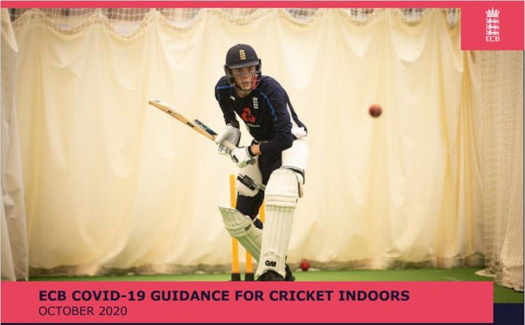 test Twitter Media - ‼️Guidance for Cricket Indoors‼️  Following a tightening of COVID-19 restrictions across the UK the ECB have released an update to their indoor guidance🏏  ➡️ https://t.co/kJnaYC7K5Y  #KeepCricketSafe https://t.co/4ANZgnBRL0