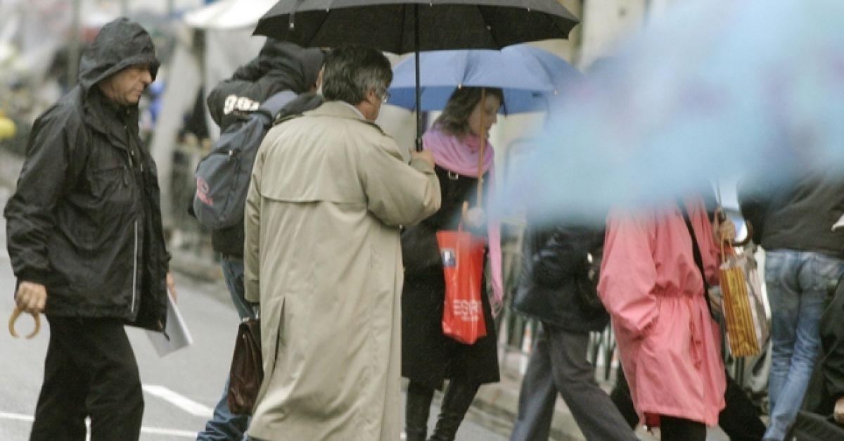 Έκτακτο δελτίο: Έρχονται καταιγίδες και χαλάζι: Έκτακτο δελτίο επιδείνωσης του καιρού εξέδωσε η ΕΜΥ, προειδοποιώντας για επικίνδυνα καιρικά φαινόμενα από αργά το βράδυ της Τρίτης 27 Οκτωβρίου. dlvr.it/RkMb7q #καιρός #weather