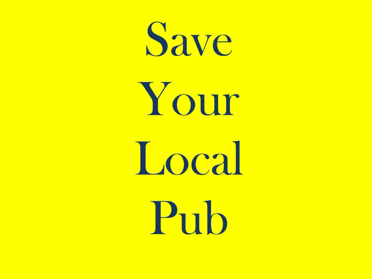 A pub is for everyone not Just for #Weddings, Christmans and staff nights out  Help them all with a #ReTweet 😀  @Muker_Swaledale @TheCarpArms @bullandbearmcr @TheBeehivetweet @TheRedLionW5 @TheAlma  #CampaignforPubs #SupportYourLocal #Beer #nightout #lager #Porter https://t.co/9wOLBSUmFV