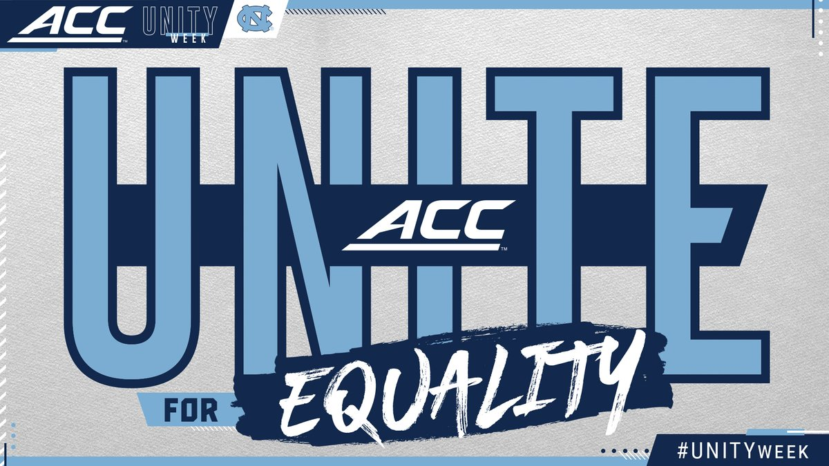 We come together. We support each other. 𝗪𝗲 𝗨𝗡𝗜𝗧𝗘.  More » https://t.co/Pa9UYa3zCB  #GoHeels x #UNITYweek x #NCAAInclusion https://t.co/UThPdnp0hW