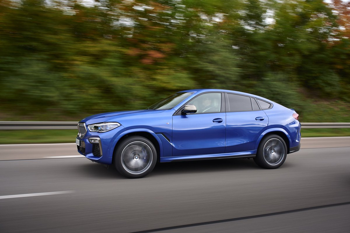 The new BMW X6. A leader with broad shoulders. #BMW #ANABMW #AliAlghanimSons https://t.co/czaE9LuuQD