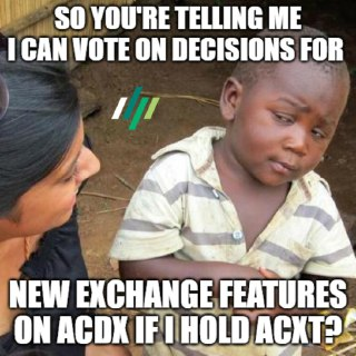 @AltcoinDailyio @elliotrades What do you think about new generation #exchanges like @acdx_io? $ACXT  🌠I see that as a great investment for a long ride.  🌠Some great options are added to the #ACDX. Now you can place the order directly to the book and you can set all your subaccounts!  🌠What do you think? https://t.co/jjdG7RlLpX