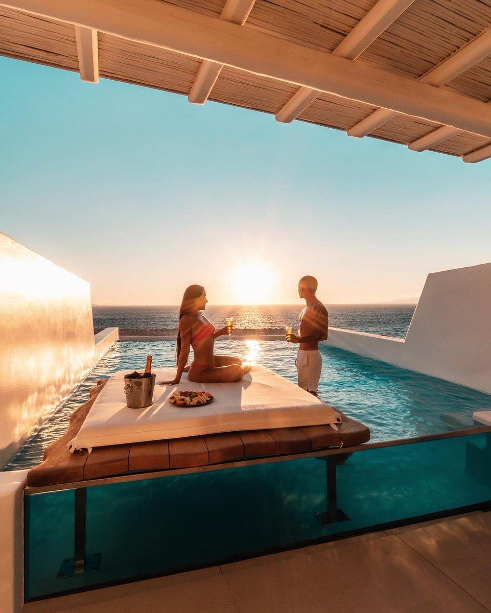 Sunsets in Greece are a vibe! ✨ . Photo credit @jeremyaustiin . . . . . . . . . #millionairedating #millionairematchmaker #liveyourbestlife #datingrichmen #rich #richsingles #luxurydating #luxurydatingsites #richsinglesdating #wealthymen #wealthylifestyle #luxurylifestyle https://t.co/hKk8wNoRZM
