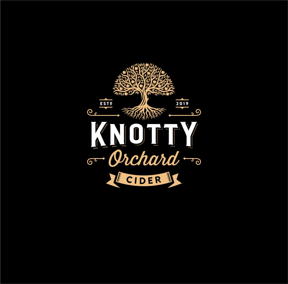 Knotty Orchard Cider Logo✨ . . . #_designer_planet #needlogo #design #needgraphics #needweb #businesscards #logomaker #logotype #graphicart #banners #infographic #wordpress #posterdesign #animationdesign #flyerdesign #brochuredesign #coverdesign #facebookcover #youtubecover https://t.co/ud4wsTEpGR