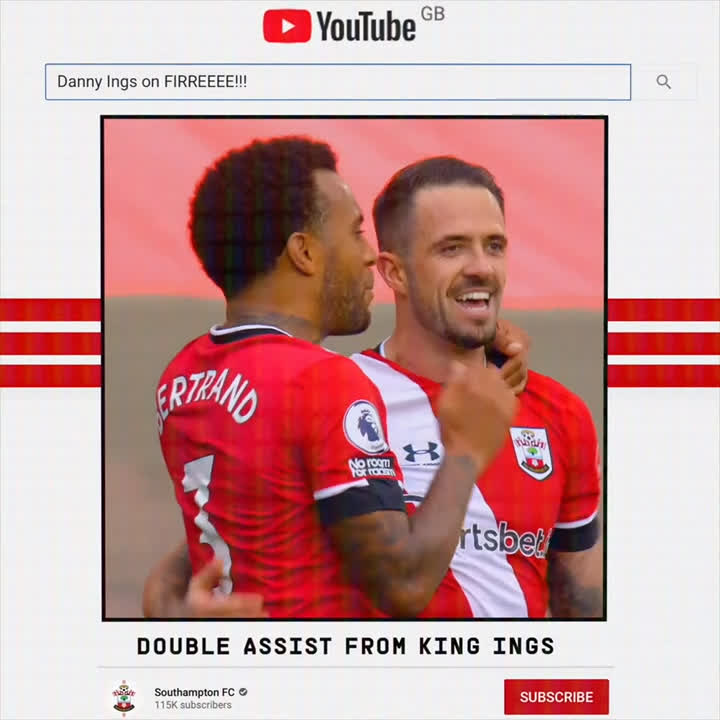 Image for the Tweet beginning: dAnNy InGs OnLy ScOrEs GoAls
