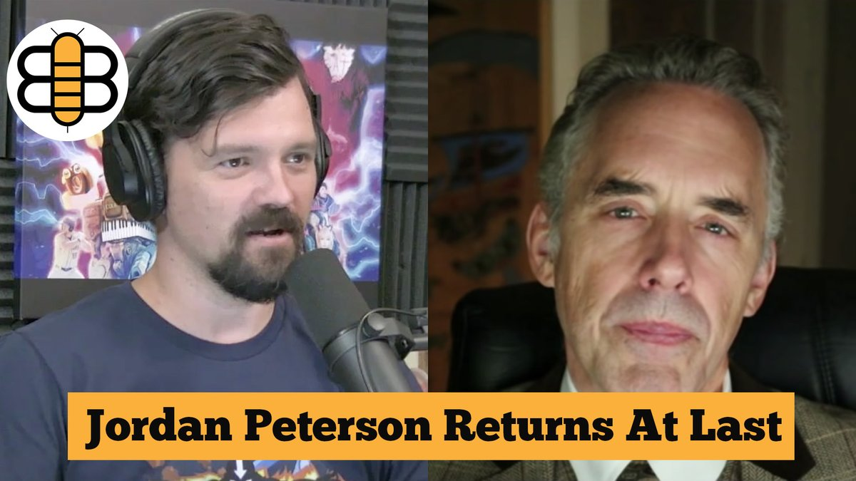 🎙 @jordanbpeterson emerged this week & was dismayed to find millions of Americans worshipping at the altar of a golden Karl Marx statue. Overtaken w/ righteous anger, he smashed his stone tablets containing 12 Rules for Life into tiny pieces. FULL ▶️ youtu.be/GSr4dJPvSRE