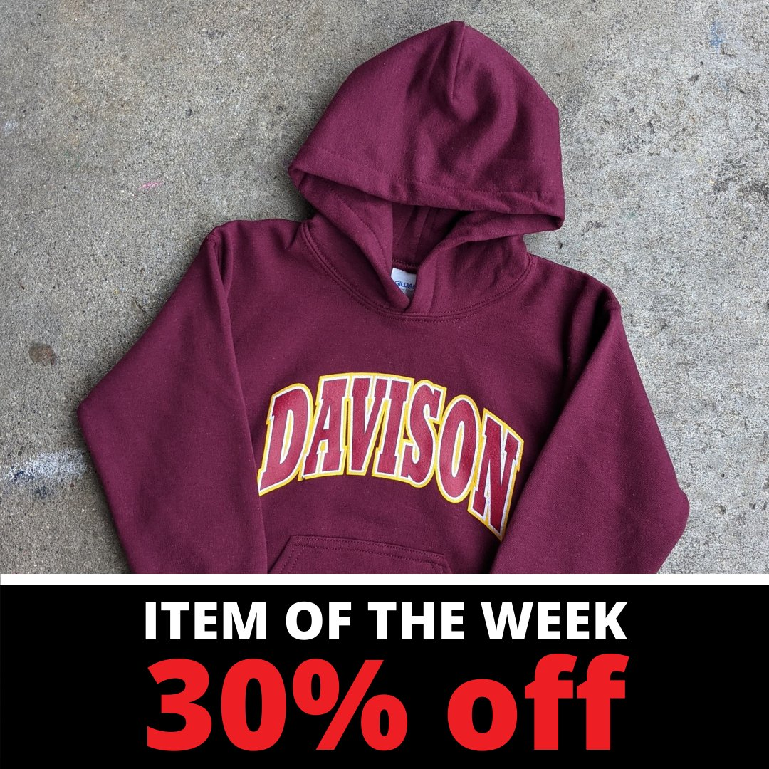 ITEM OF THE WEEK! 30% OFF Pay only $19.60 +tax for this Youth Hoodie!  SHOP NOW: https://t.co/FnsbWOsEkW  Youth Sizes XS-XL available in-store and online and is valid through 11/1  #screenprinting #tshirt #inspiration #art #design #screen #graphics #printing #custom https://t.co/YGmmoyelQi