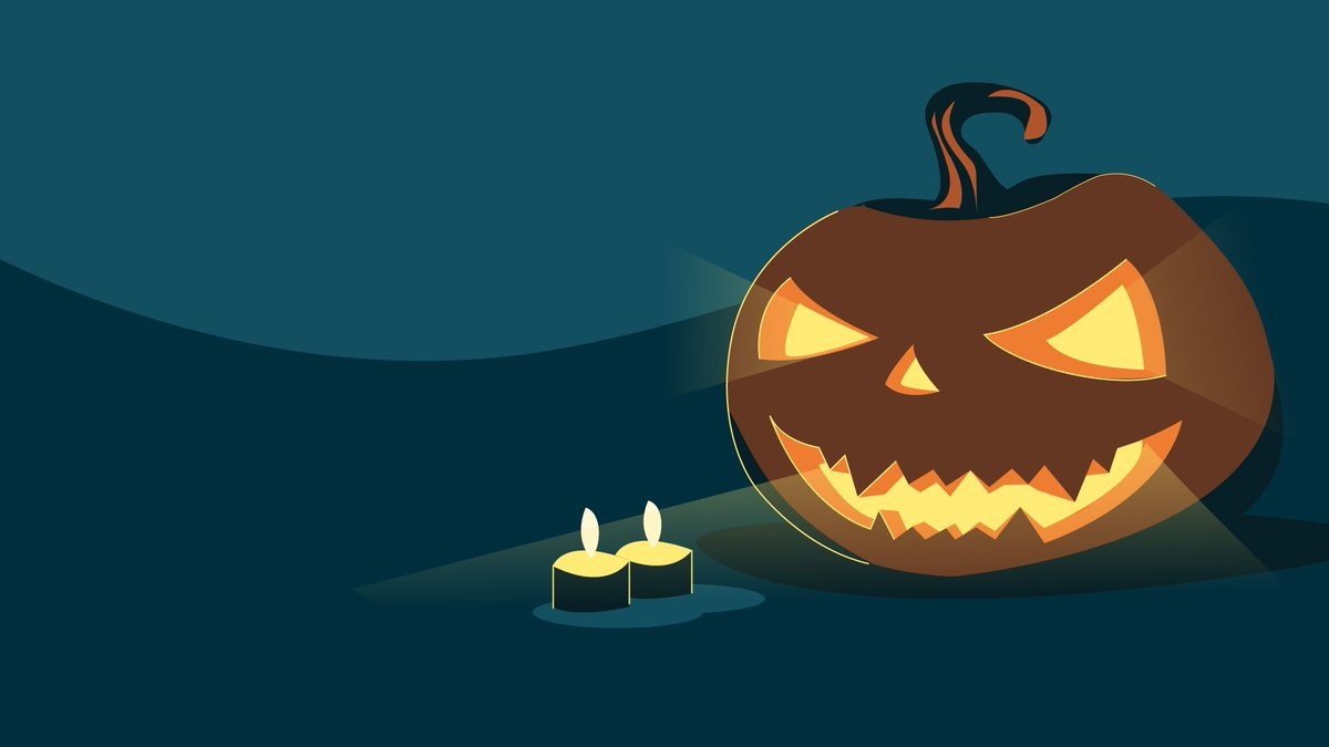 Want to let trick-or-treaters know you're open for boo-ness? Print off and post one of @AHS_media's posters (https://t.co/tLSl8OLIK8) to download the posters and find more tips on keeping everyone healthy this Halloween! #COVID19 #HappyHalloween https://t.co/E3UplSJY18