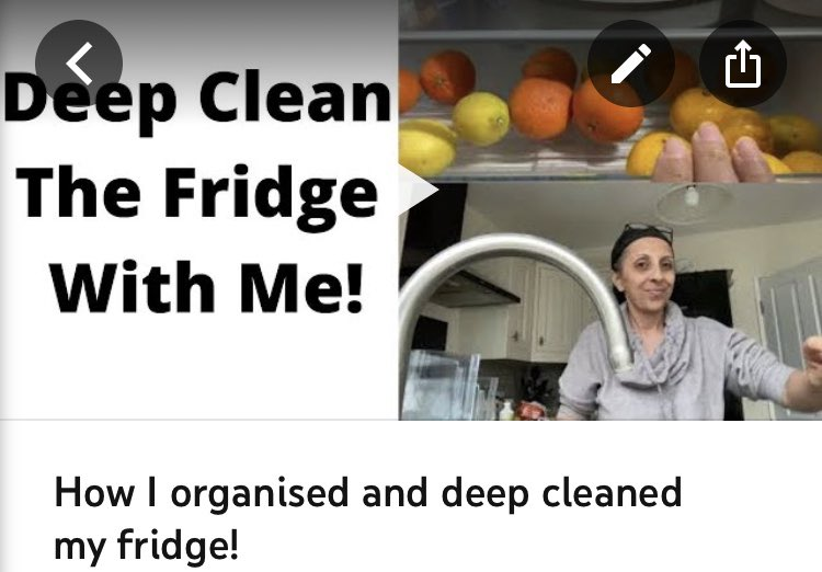 New Video! I love all things organising and it just puts me in a good place. I really hope you enjoy this video x link in bio x  #organised #organisedlifestyle #organisedhome #youtuber #boschfridgefreezer ♥️ https://t.co/Mt3mEKlxa4