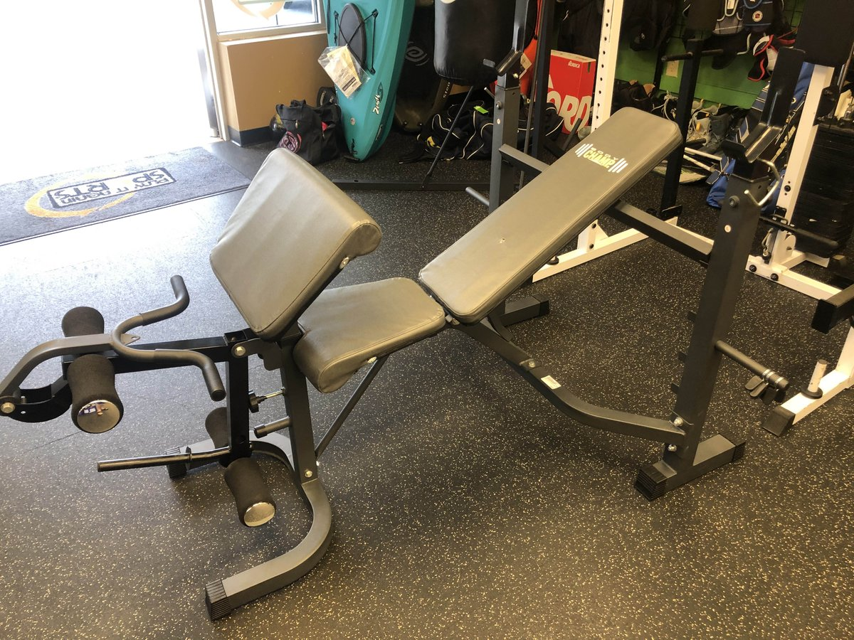 Check out this Body Champ Olympic bench press at Play It Again Sports Austell!  #playitagainsports #austell #fitness #exercise #bodychamp https://t.co/yXdBKdTCHp