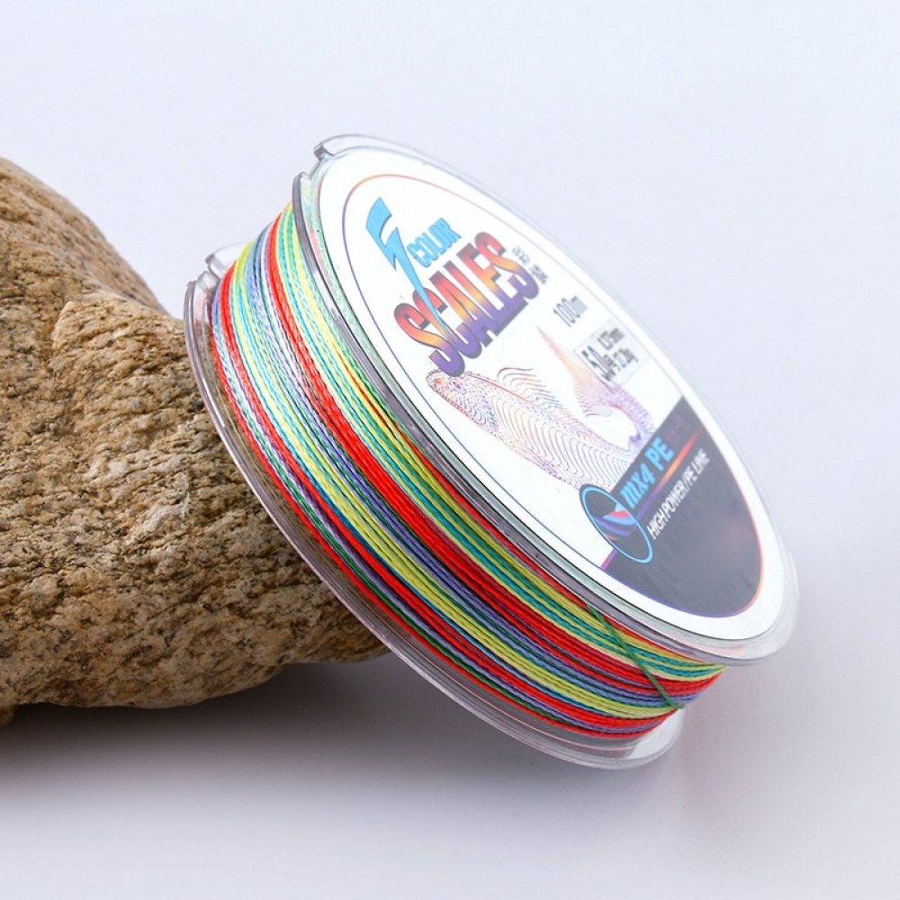 Fishing line Super Strong 100M 4 Strands Weaves #fitness #homegym https://t.co/kTyrg4fvV6 https://t.co/ycVJxVfJ9F